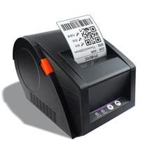 2016 GP3120TU imprimante détiquettes code-barres imprimante détiquettes thermiques 20mm à 82mm imprimante détiquettes de vêtements