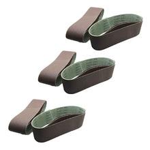 15 pièces bande Abrasive Abrasive 3