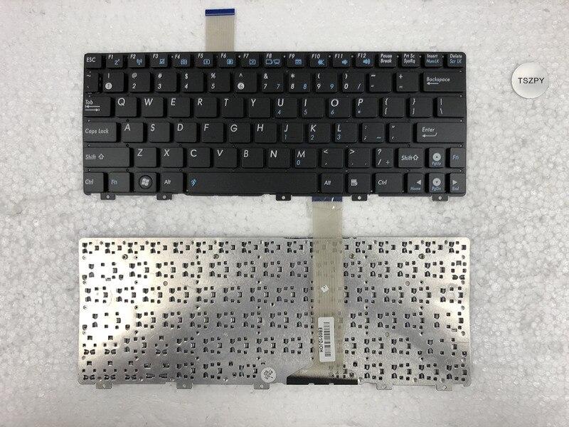 Novo teclado DOS EUA para ASUS Eee PC 1025 1025C 1015 1015 P 1015PE 1015B X101H X101CH 1015PX 1015BX 1015CX 1011PX preto