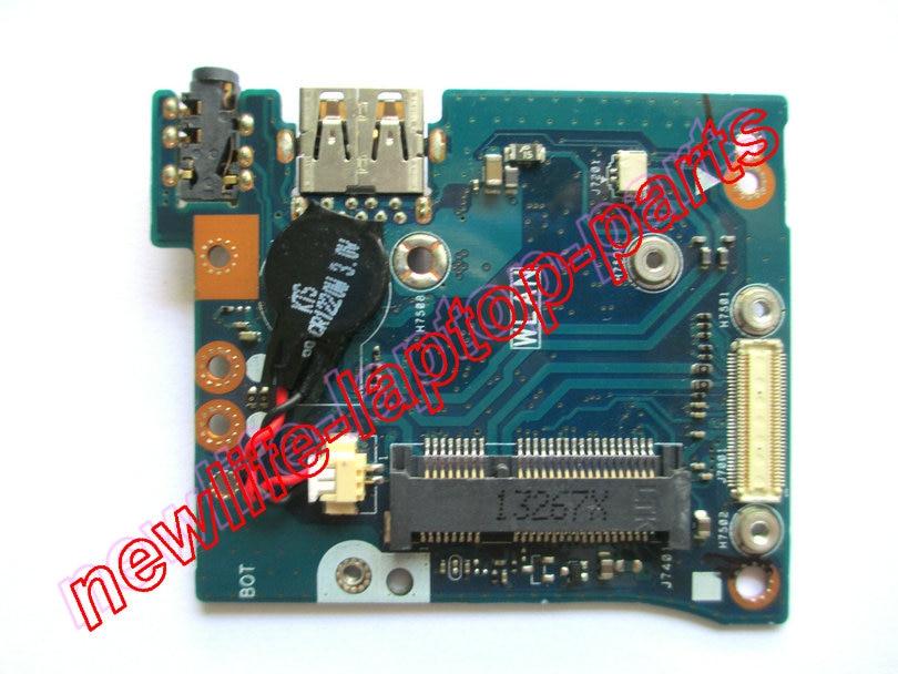 لوحة الصوت TX201LA ، منفذ USB ، WLAN ، IO ، اختبار TX201LA_BASE_IO ، شحن مجاني