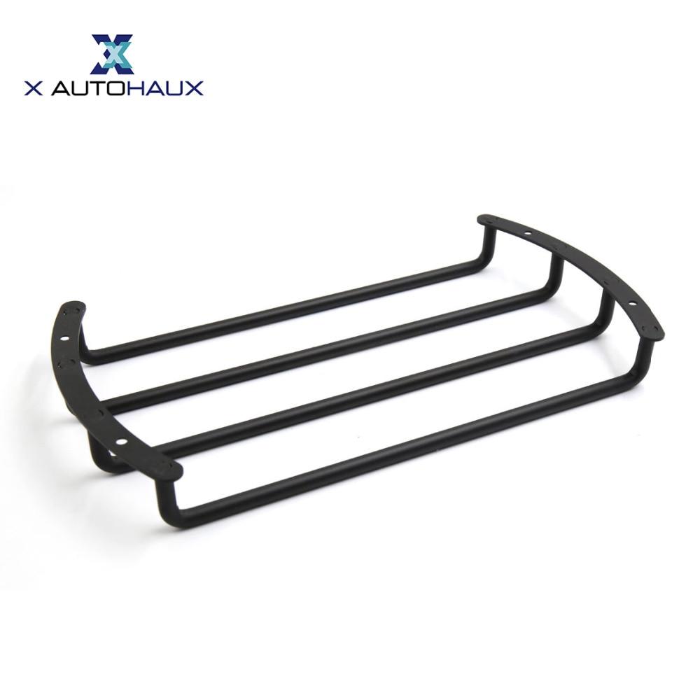 X autohaux Metal negro 8 pulgadas 10 pulgadas 12 pulgadas Universal de Audio altavoz Subwoofer parrilla Protector de la cubierta de la Auto tapa para altavoz de graves