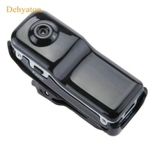 Dehyaton MD80 Mini Camera Camcorder DV HD Action DVR Sports Portable 720P Video Audio Recorder Motio