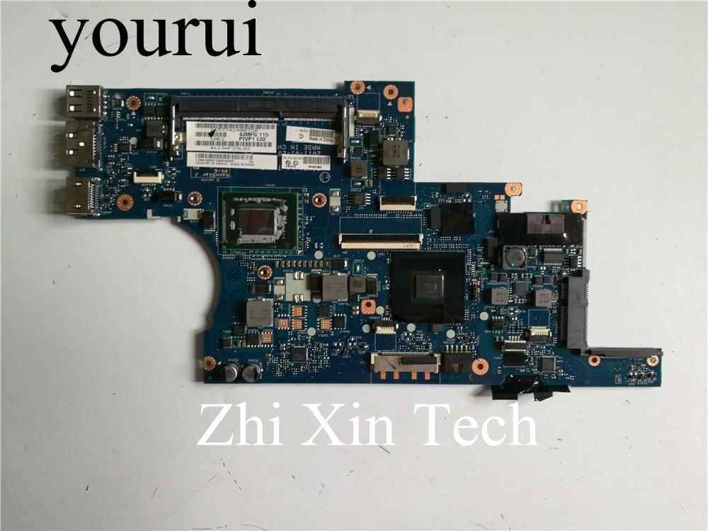 Yourui لينوفو E220S S220 محمول Mortherboard مع i5-2357 المعالج LA-7041P 100% اختبار جيد