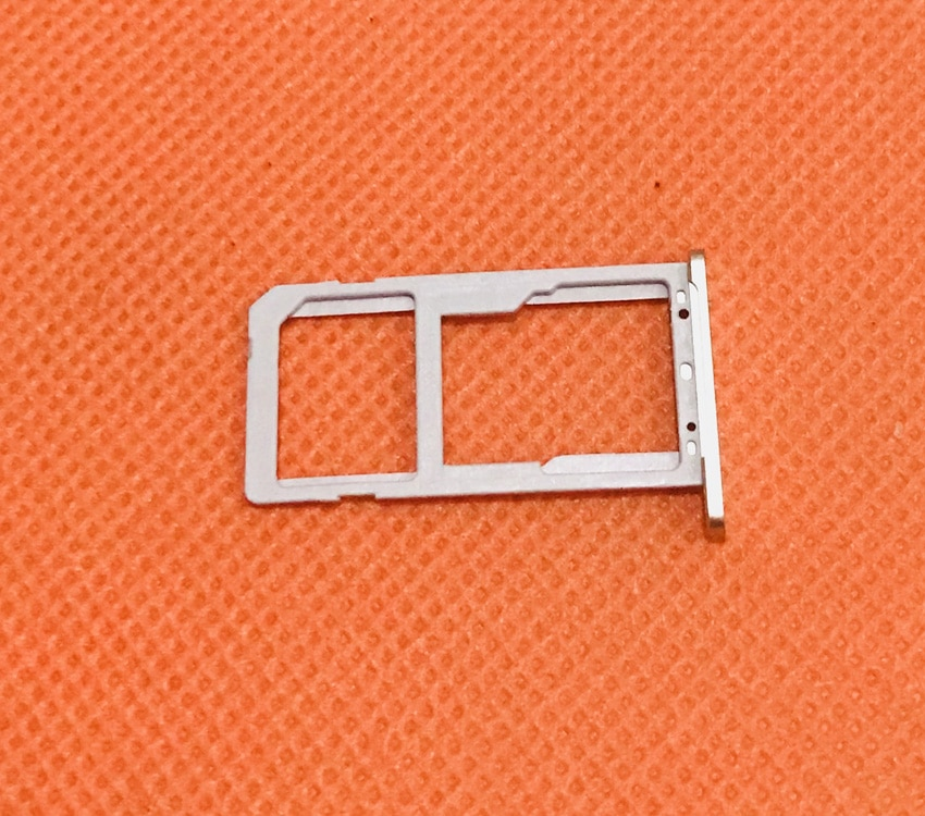 Soporte para tarjeta SIM Original bandeja ranura para tarjeta para Bluboo S8 MTK6750T Octa Core envío gratis