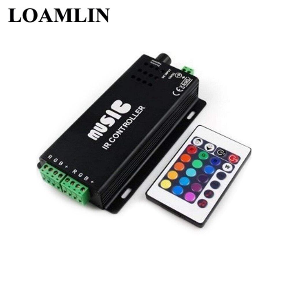 RGB Led Controller RF Wireless LED Dimmen IR Fernbedienung Für 5050/3528/5730/5630/3014 RGB Farbe Led Streifen