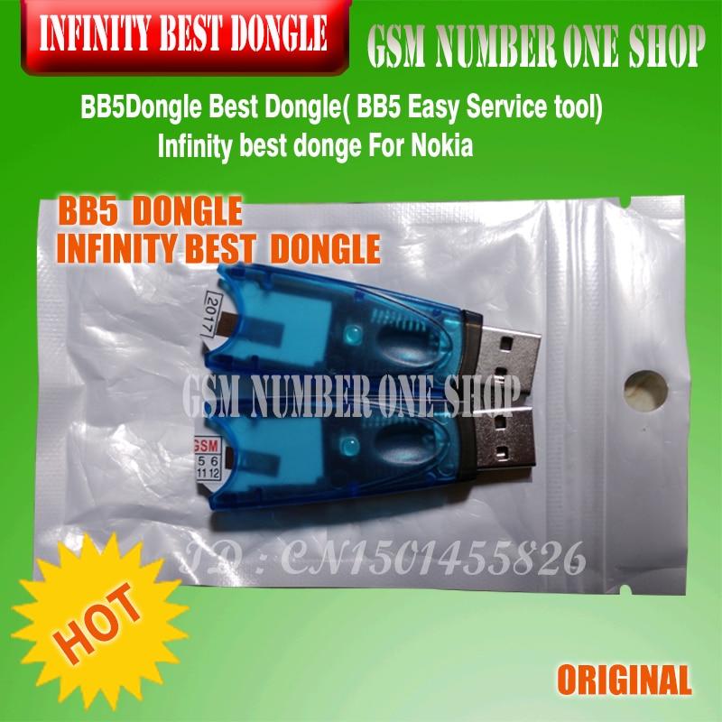 gsmjustoncct 100% original new Infinity Best Dongle BB5 Best dongle