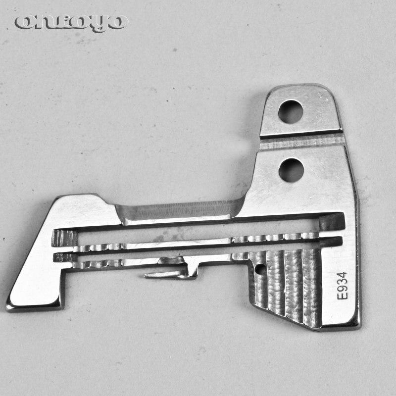 SIRUBA marca de la aguja (E934) Industrial Serger de costura máquina modelo 747 de la serie M marca nueva costura espaà a