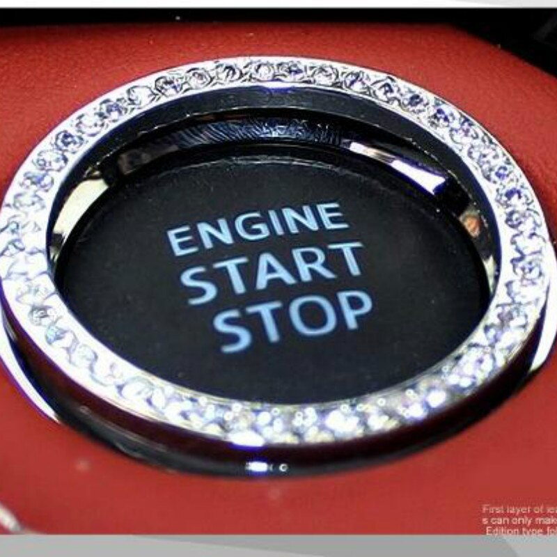 Coche llave anillo para Kia Hyundai Genesis G70 G80 G90 Equus Creta KONA Enduro Intrado NEXO PALISADE HDC-2 Gran Maestro