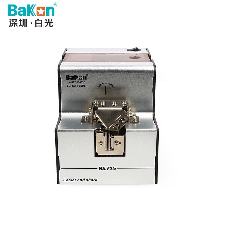 BK715 التلقائي المسمار آلة العرض المسمار آلة المحاذاة