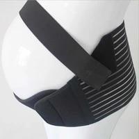 pregnancy belly belt back support brace maternity support band stretchy bandage for women abdominal support belt breathable 033