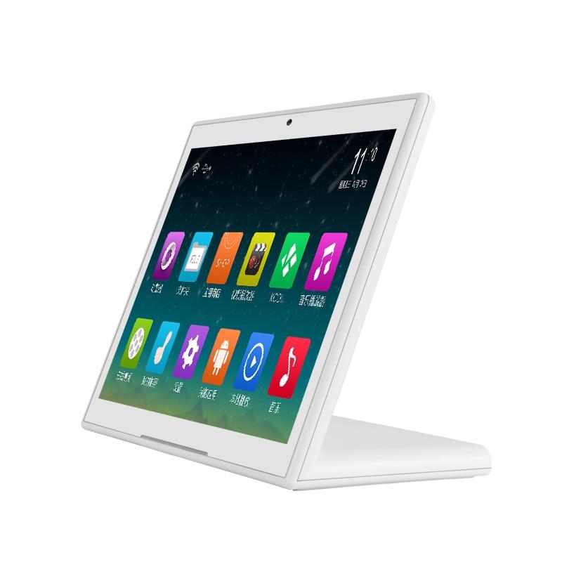Barato 8 pulgadas Quad-Core Rk3188 Tablet PC con Mini proyector 1280*800 resolución de pantalla de bolsillo portátil proyector
