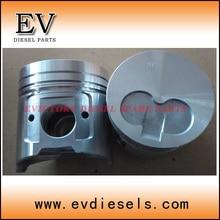 Kit de revêtement de moteur pour chariot élévateur   Moteur 4D94E de piston + anneau de piston + manchon de cylindre