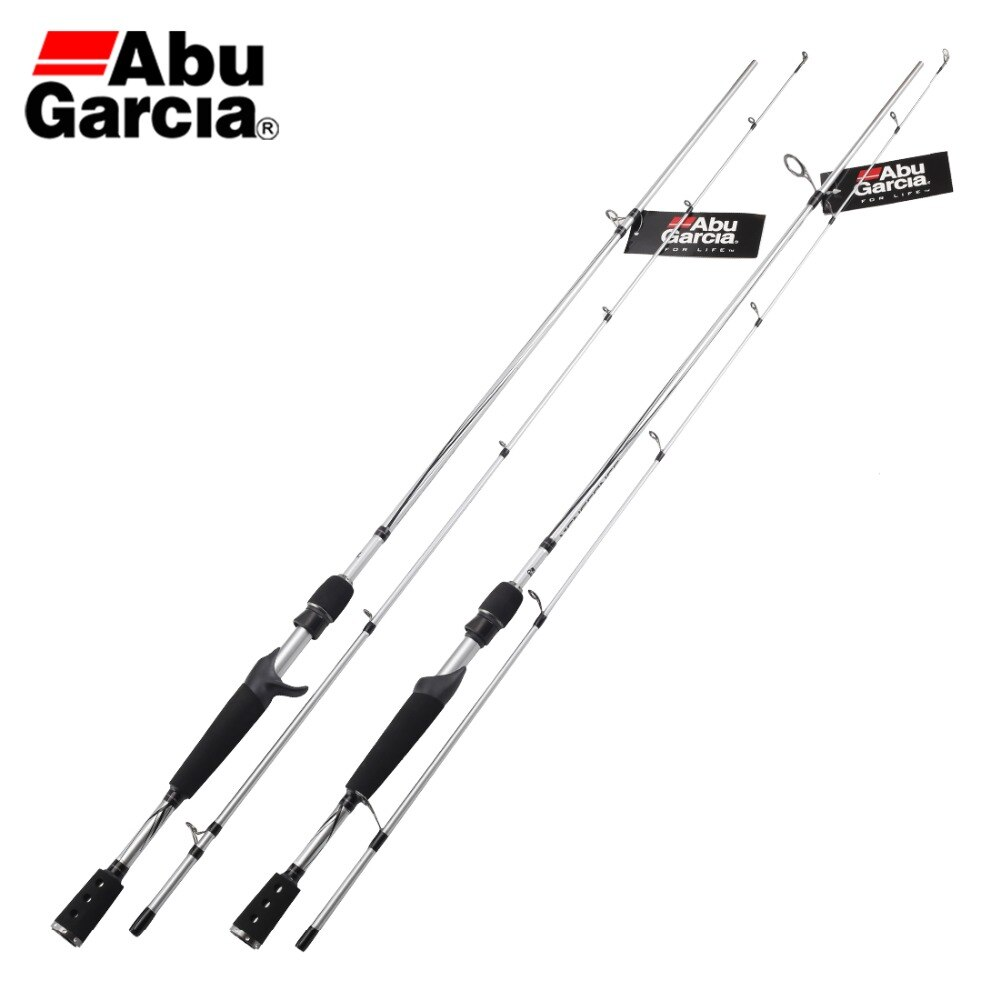 "New Arrival Original Abu Garcia VENGEANCE II Baitcasting Fishing Rod 6'6"" 1.98M M/ML Carbon Lure Spinning Fishing Rod 1 P"