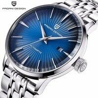 PAGANI DESIGN Top Luxury Brand Men's Automatic Mechanical Watches Waterproof Fashion Business Watch Male Clock Relogio Masculino