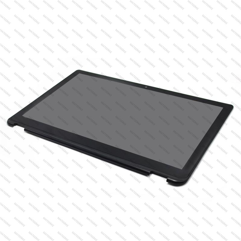 Сенсорный ЖК-экран + рамка LP156WF5 (SP) (A2) для Toshiba Satellite радиус P55W-B серии P55W-B5114 P55W-B5318