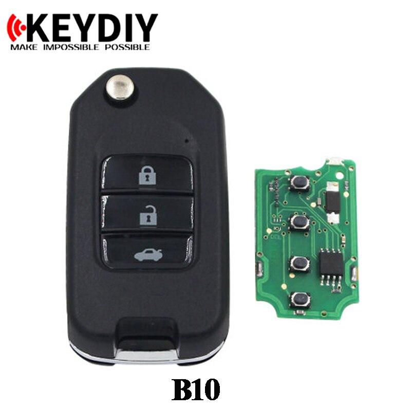 Plegable, abatible KD900 remoto clave DIY B11 DS modelo remoto generador KD-X2/ KD900 MINI coche KD programador clave