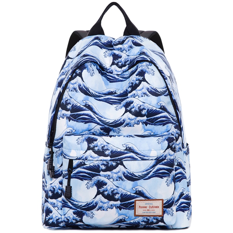 Women Laptop Backpack for Teenage Girls 2019 Durable Student Bookbag Classic Travel College Bag Outside Water-Resistant Rucksack fashion floral gray school bag water resistant women backpack flower female school rucksack girls daily college laptop bagpack