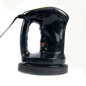 Image 4 - 12 В 80 Вт Мини Машинка Для Полировки Автомобиля, восковая полировка, инструмент для ухода за краской, шлифовальный станок 150 мм