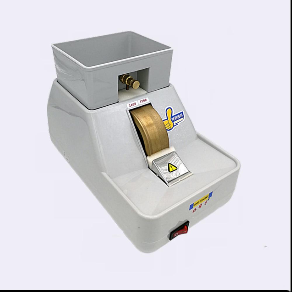 Molinillo de procesamiento óptico de mano 110w bordeadora de lente óptica bordeadora manual de lente 220 V/110 V