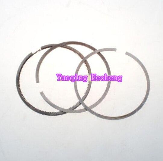 2 set/lote conjunto de anillo de pistón 16261-21050 para D1105 motor KX41 excavadora envío gratis