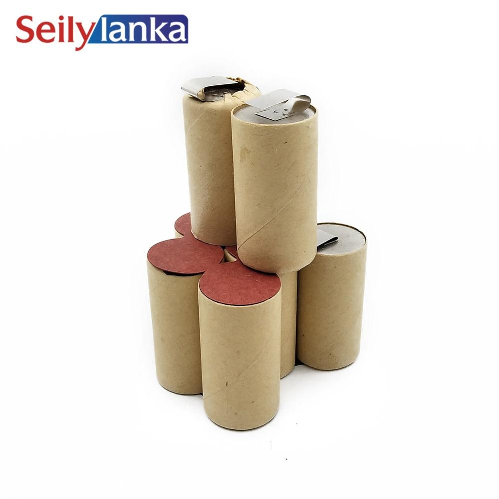 3000mAh para Skil 9,6 V Ni MH batería CD 2610393316 2201 F015220101 para auto-instalación