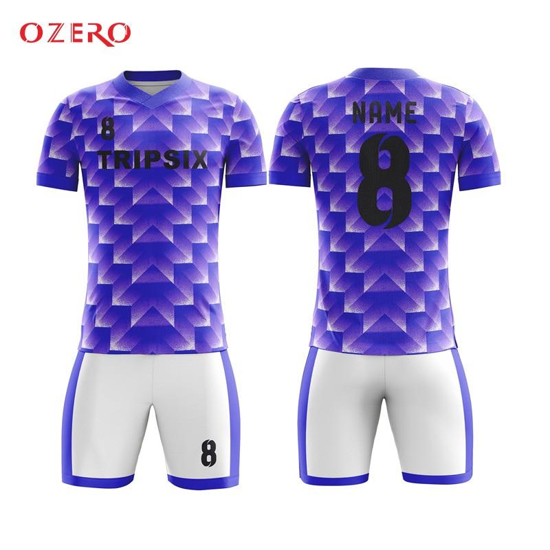 Survetement set de fútbol para hombres, camisetas de forma de maillot, ropa deportiva de entrenamiento de pie para hombre