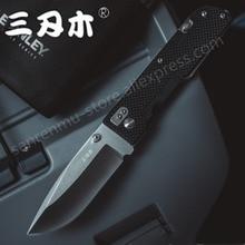 Sanrenmu 9052 Multitool Folding Pocket Knife 12C27 Stainless Steel Blade G10 Handle Outdoor Hunting Camping Survival Utility EDC