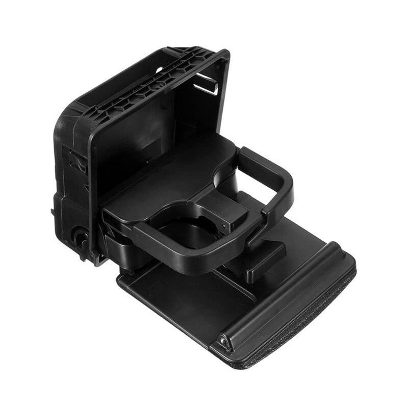 2018 schwarz Zentrale Armlehne Hinten Tasse Halter Für V W für Je tta 5 Golf für G TI 5 6 kaninchen EOS