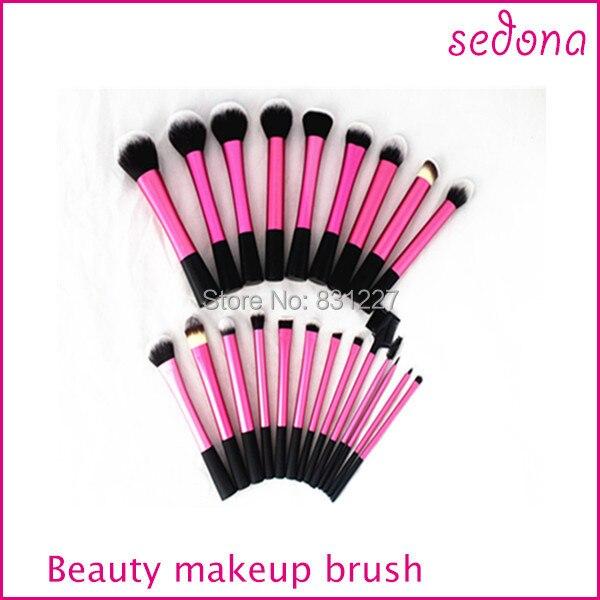 22pcs Super Soft Dense Make Up Brush Amazing Complete Kit for Makeup