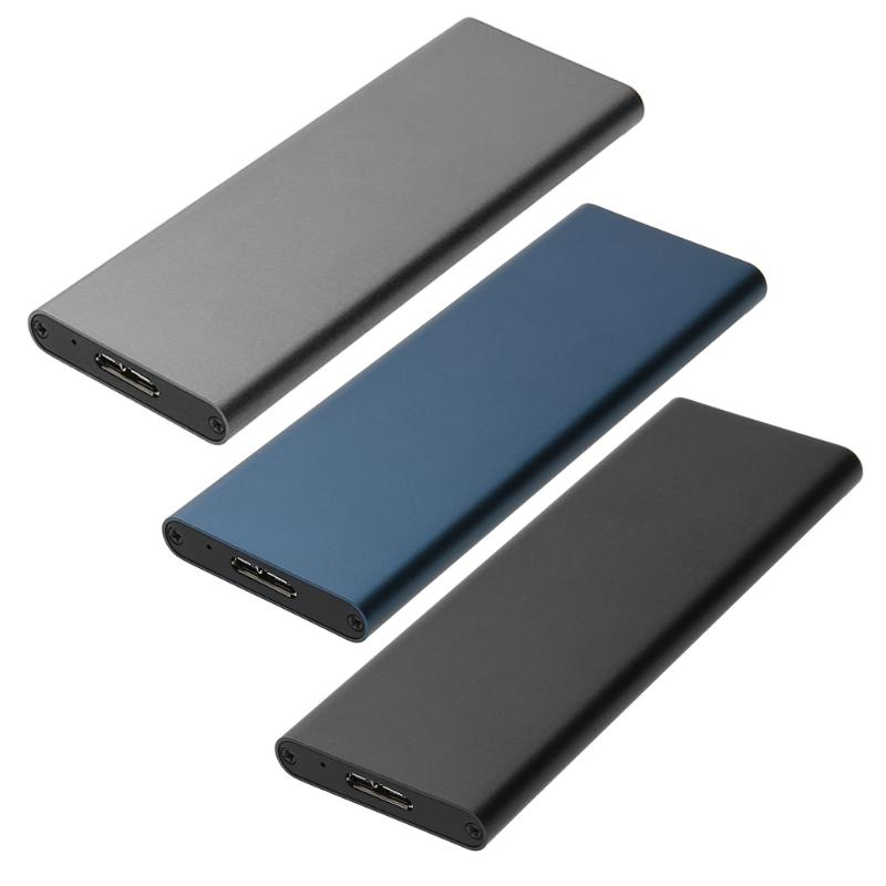 USB 3,0 для M.2 NGFF SSD мобильный жесткий диск коробка адаптер карта Внешний корпус чехол для m2 SSD USB 3,0 чехол 2230/2242/2260/2280