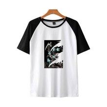 2d tokyo ghouls 새 옷 인쇄 캐주얼 팝 t-셔츠 여성과 남성 2019 탑스 핫 세일 여름 짧은 소매 k-pops t-셔츠