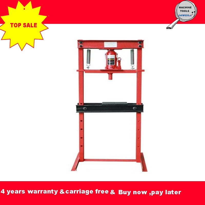Gran oferta, prensa neumática de tienda de 30 toneladas con calibre $699 (original 899)