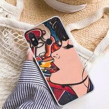 Case For Xiaomi Mi8 Mi 8 Case Cute TPU Soft Silicone Back Cover For Xiaomi Mi8 Phone Cases For Xiaom