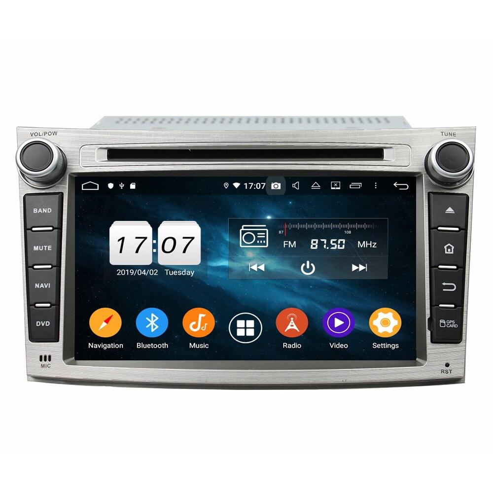 "DSP Android 9.0 Octa Core 7 ""Auto DVD GPS für Subaru Legacy Outback Mit 4 GB RAM Radio Bluetooth 4,2 WIFI USB DVR 32 GB/64 GB ROM"