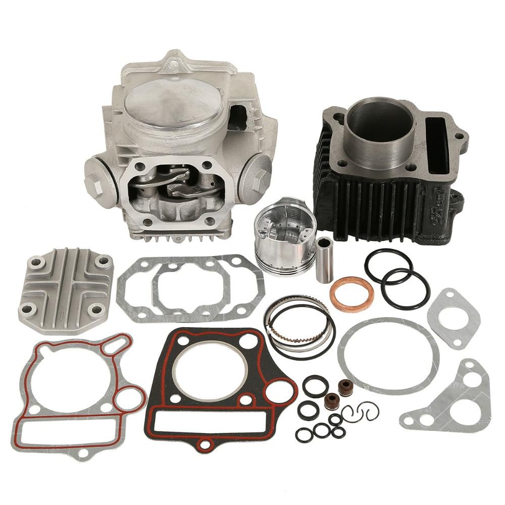 Мотоцикл цилиндр двигатель восстановить для Honda ATC70 CT70 TRX70 CRF70 XR70 70CC 49.5CM3