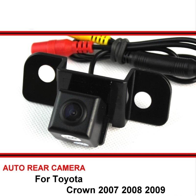 Para Toyota corona S200 2007, 2008 DE 2009 CCD coche copia inversa de retrovisor aparcamiento HD sony cámara de visión trasera noche visión