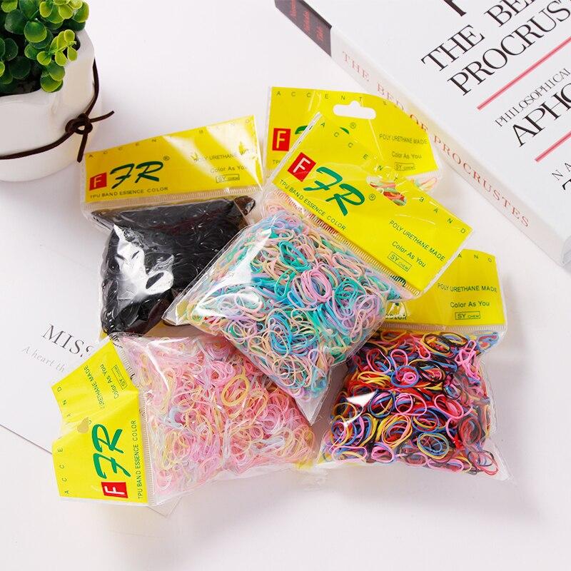 200/1000 дана түрлі-түсті сақиналар, бір - Киімге арналған аксессуарлар - фото 5
