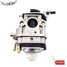 XLSION 15mm Carb Carburatore Per Zanzara Goped GSR Motorino Atv Quad Mini Motore 43cc 49cc Pocket Bike