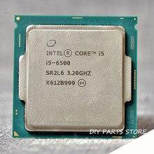 Intel core Quad-core I5-6500 I5 6500 LGA 1151 de 3,20 GHz 6M RAM DDR3L-1333... DDR3L-1600 DDR4 GPU HD530
