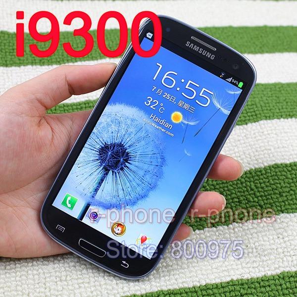 Original SAMSUNG Galaxy S3 i9300 S III Handy Entsperrt 3G Wifi 8MP Renoviert Android Smartphone
