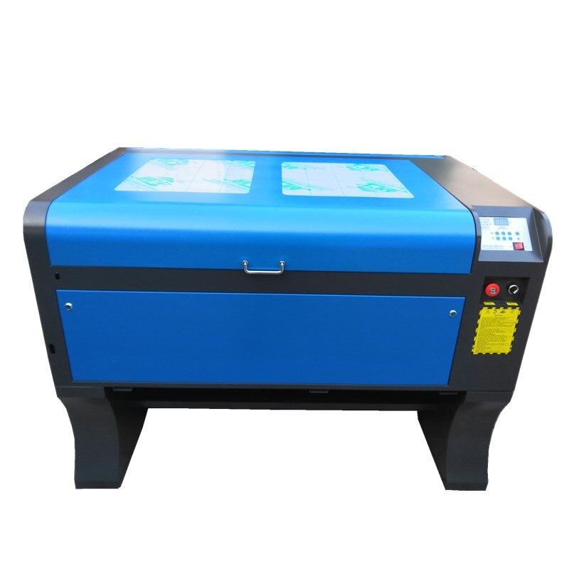 Grabador láser de corte 6090/9060 100w M2 grabador láser 110V/220V Co2 máquina de grabado láser, soporte de software coreldraw
