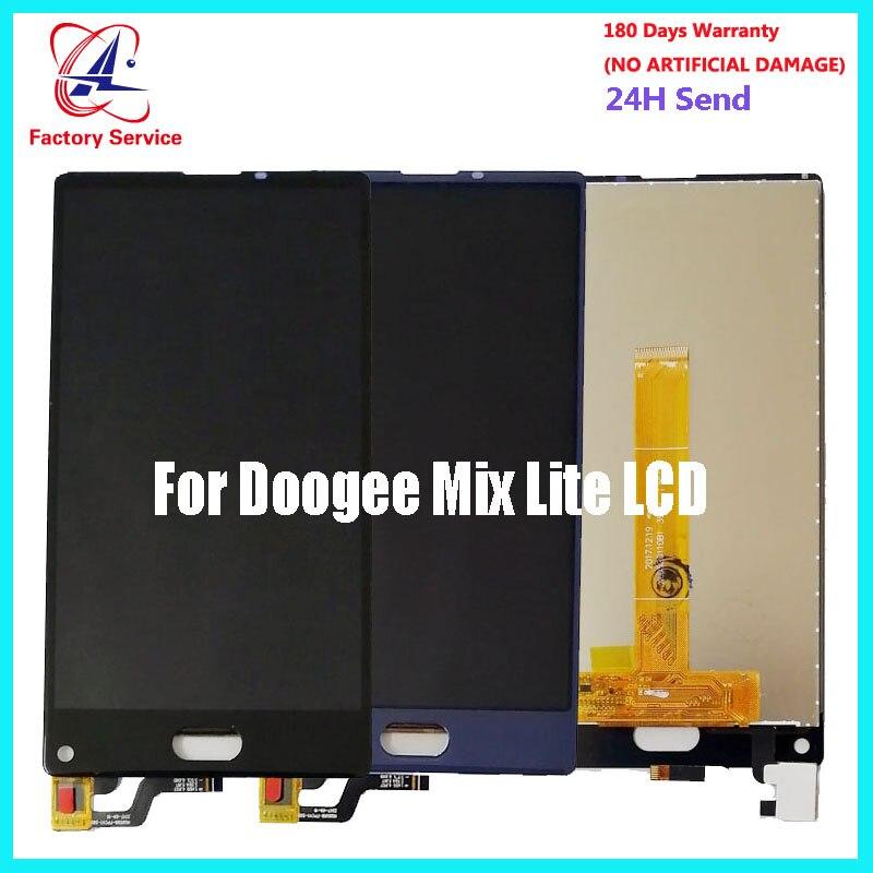 شاشة Doogee Mix Lite LCD أصلية 5.2 بوصة, شاشة لمس تم اختبارها 100%
