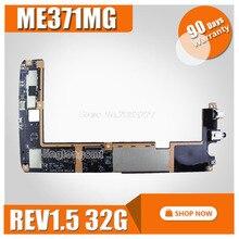Pour For Asus nouveau ME371MG carte mère REV1.5 32G ordinateur portable carte mère 90NK0041-R000CO 100% testé