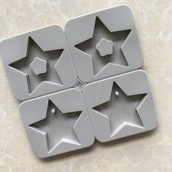 Folha molde de silicone DIY molde de cera aromaterapia de gesso artesanal vela sabão molde de cera