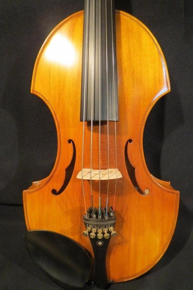 Baroque style SONG Brand Maestro 5 strings 15 1/2