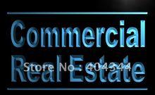 LK675- Commercial Real Estate  Lure   LED Neon Light Sign    home decor  crafts