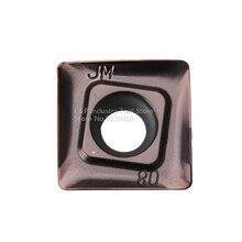 새로운 정품 일본 브랜드 좋은 품질 SOMT12T308PEER-JM vp15tf 카바 이드 삽입 somt 12t308 PEER-JM vp15tf 터 닝 도구