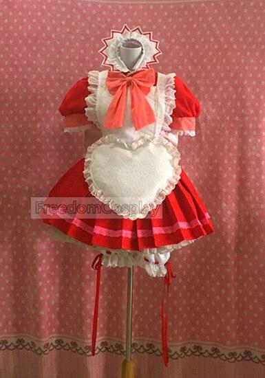 Tokyo Mew Mew Ichigo Momomiya Minto Aizawa Retasu Midorikawa Bu Ling Huang Zakuro Fujiwara Cosplay Costume