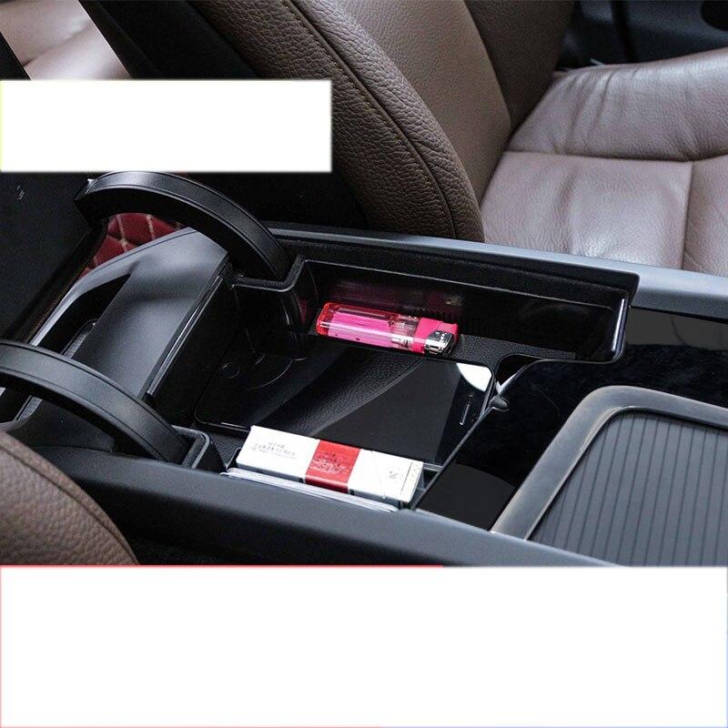 Lsrtw2017 abs coche reposabrazos caja de almacenamiento caja de puerta para vlovo xc60 s90 2017 de 2018 a 2019