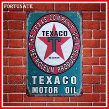 Signes métalliques Vintage huile moteur   Nouveaux signes de haute qualité huile moteur, signes Vintage en étain, Plaques décoratives Pub Vintage, Plaques décoratives murales en métal